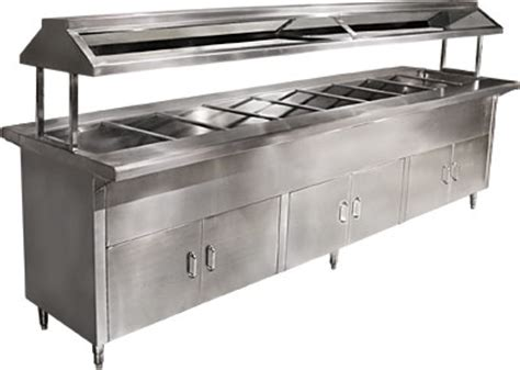 ice cold buffet table s s 96 quot restaurant equipment and