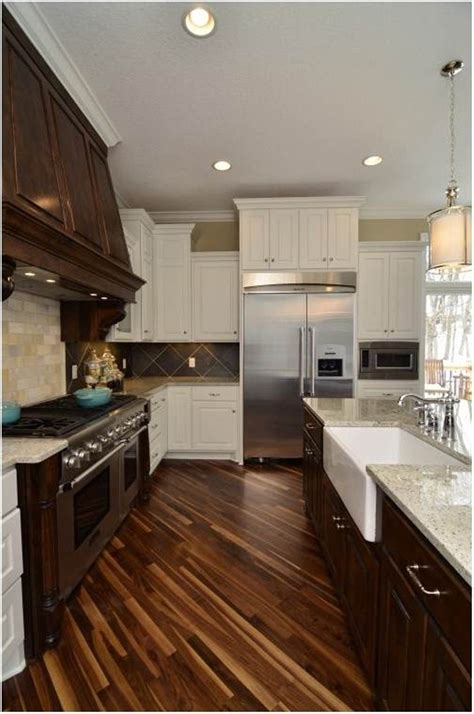 different types of flooring for kitchen for the home
