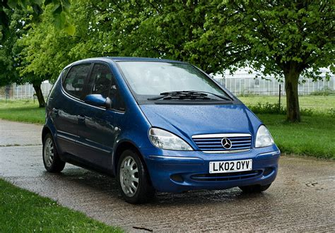 Gannon by 2002 Mercedes A160 Elegance Video Review Engine Youtube
