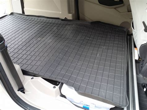 cargo mat for ford transit weathertech cargo liner accessories and modifications