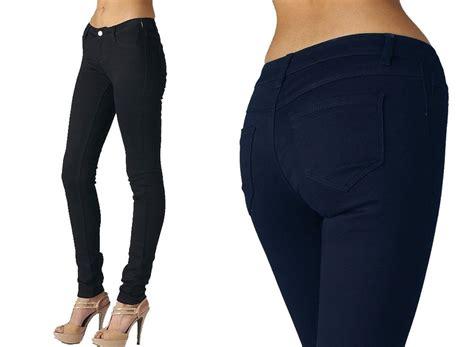 Legging Anak Size 10 12 14 Denim Blacknavy Sablon Minimal Beli 6 Pcs stretch plus size jeggings big womens
