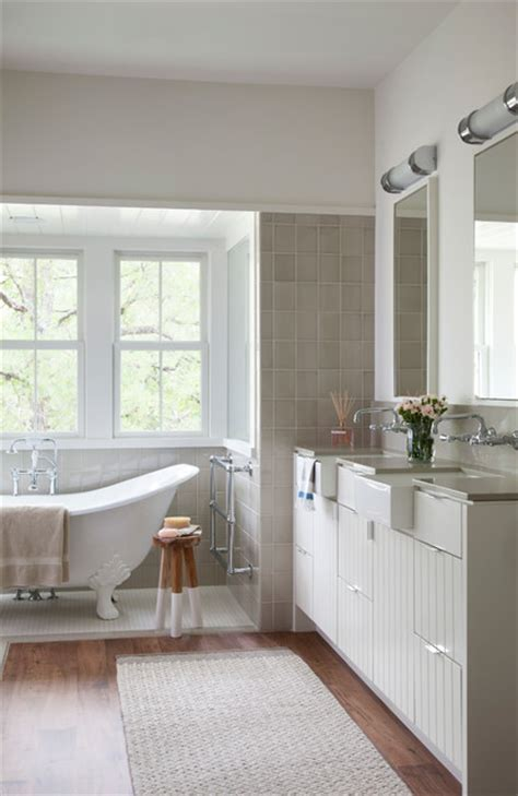 Modern Farmhouse Bathroom Ideas Modern Farm House Farmhouse Bathroom By Tim