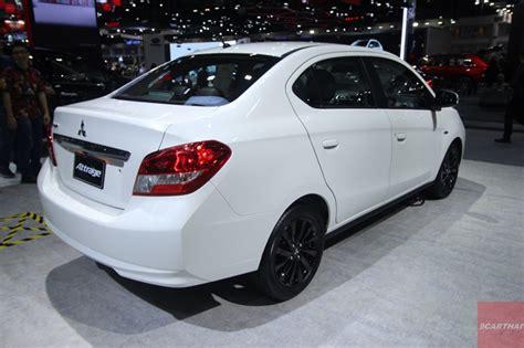 Mitsubishi Attrage 2020 by ใหม Mitsubishi Attrage 2019 2020 ราคา ม ตซ บ ช แอททราจ