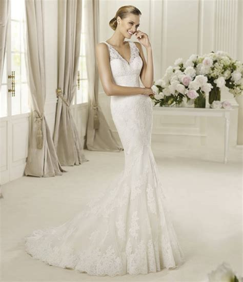 Brautkleid Pronovias by Last Call For Pronovias Brides Onewed