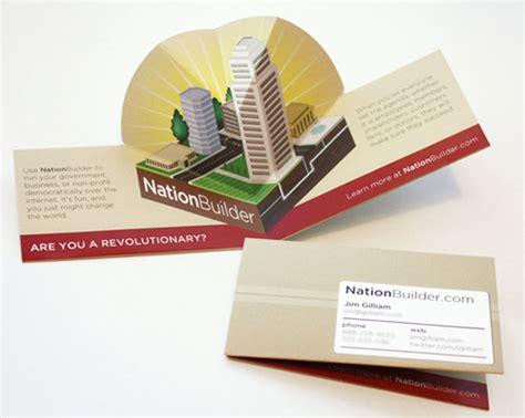 Pop Up Business Cards Uk