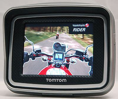 tomtom with usa maps new tomtom rider 2 motorcycle bike 2nd edition gps