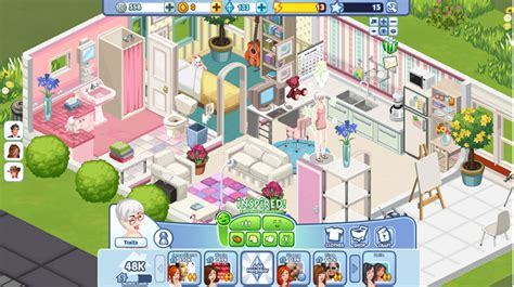 design home game online ea files style empire trademark fashion or interior