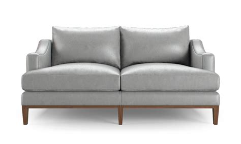 cost of leather sofa price leather apartment sofa by joybrid