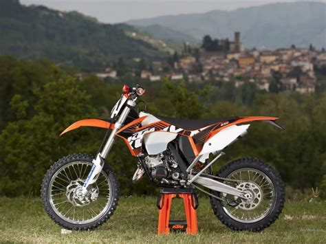 Ktm Exc 125 Top Speed 2013 Ktm 125 Exc Picture 492310 Motorcycle Review