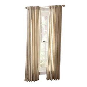 Martha Stewart Kitchen Curtains Martha Stewart Living Tadpole Multi Stripe Back Tab Curtain 1617927 The Home Depot