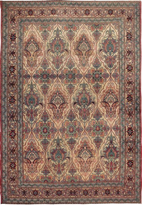 Iranian Rugs For Sale by Antique Kerman Rug 2028 For Sale Antiques Classifieds