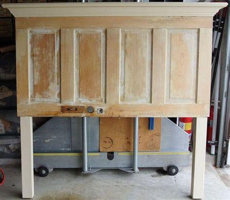 how to make a headboard from a door best 25 old door headboards ideas on pinterest door