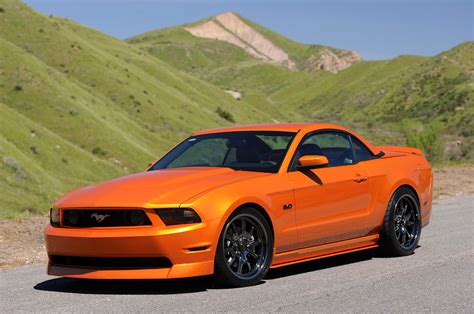 galpin auto sports 2011 mustang convertible hardtop in
