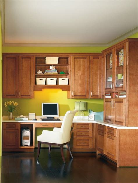 thomasville kitchen cabinets saxony maple coffee office by thomasville cabinetry