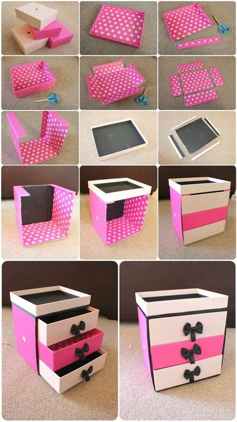 how do you make a jewelry box 10 awesome diy jewelry box ideas that you ll want to try
