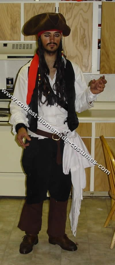 how to make a jack sparrow costume legendary costumes ideas more coolest homemade jack sparrow costume ideas