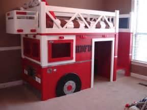 feuerwehrauto bett white truck bed diy projects