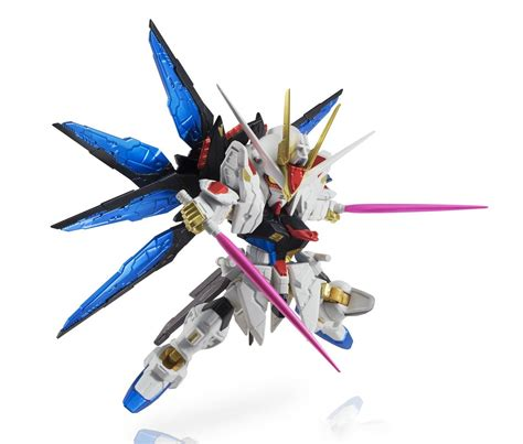 Nxedge Strike Gundam nxedge style strike freedom gundam re color ver