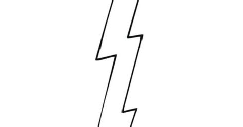 thunder cake coloring page lightning bolt coloring page from twistynoodle com home