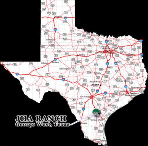 george west texas map jha ranch george west texas south texas whitetail and nature photography