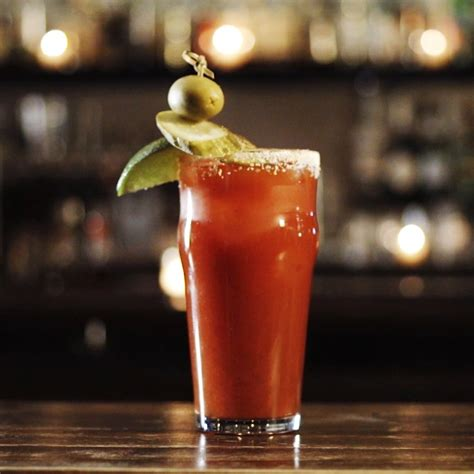 the bloody the only bloody recipe you need