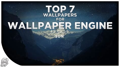wallpaper engine links top 7 free wallpaper engine wallpapers download links