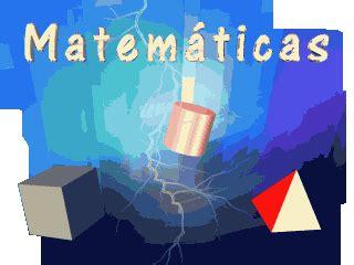 imagenes de matematicas en movimiento profesoresturrucares cesar