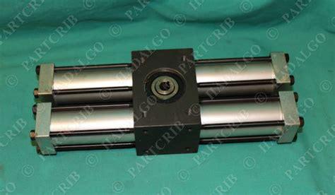Rotary Actuator Pneumatic Rans8 180 4 180 Derajat Koganei phd r11a 4 180 d h p r11a 4 180 d h p pneumatic rotary actuator partcrib