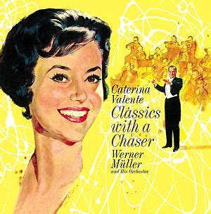 caterina valente jazz cd caterina valente カテリーナ ヴァレンテ classics with a chaser