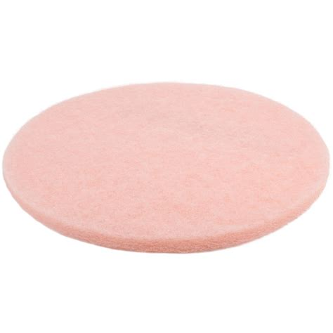 3m 3600 eraser 27 quot pink burnishing floor pad 5