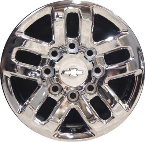 Chevy Truck Wheels Oem Chevrolet Chevy Silverado 3500 Srw Wheels Rims Wheel