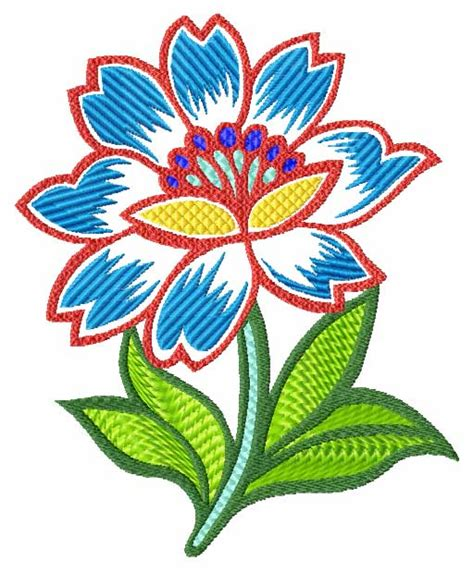 flower design pictures 4 hobby com machine embroidery designs flowers