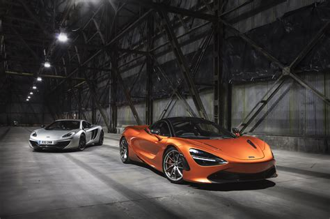 orange mclaren wallpaper mclaren 720s 8k ultra hd wallpaper and background