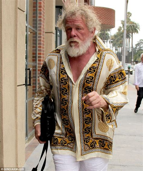 Nick Nolte Is A New Celebamour by It S A Early For Nick Nolte Shows