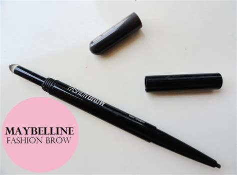 Maybelline Fashion Brow maybelline fashion brow duo shaper review swatches price