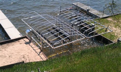 boat dock manufacturers michigan carie s marine home construction llc docks and boat lifts