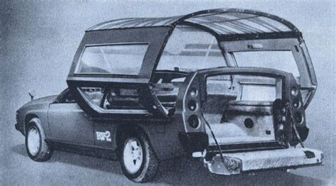 Toyota Rv 2 Concepts From Future Past Toyota Rv 2 95 Octane
