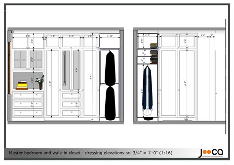 bedroom closet size walk in closet layout plan recherche google design et