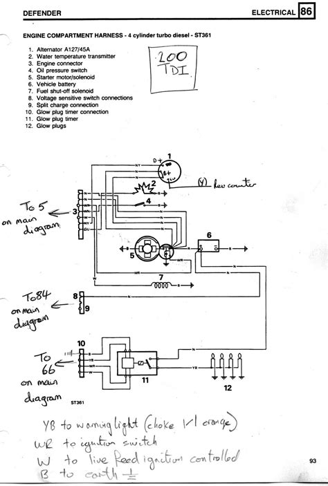 1997 7 3 glow relay wiring diagram 28 images 7 3l