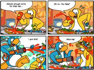comics de club penguin club penguin x files club penguin times issue 441 stowaways on the migrator
