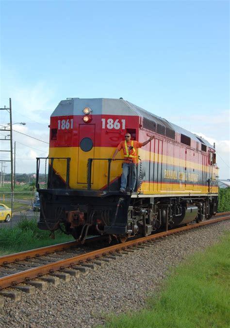 railroad pictures the panama canal railroad company mileage