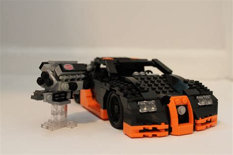 lego bugatti veyron sport lego bugatti veyron sport with engine just a