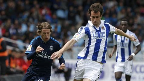 Calendario Real Sociedad Real Sociedad Vs Real Madrid Liga Bbva 2016 Resultado