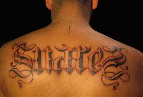 old english tattoo font tattoos zimbio 5571707 171 top