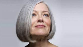 60 hair color for gray hair hairstyles for grey hair over 60 youtube