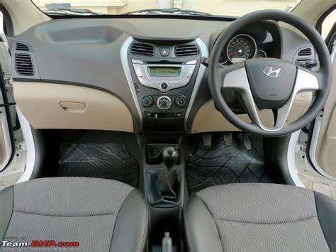 Hyundai Eon Sportz Interior by Hyundai Eon Test Drive Review Team Bhp