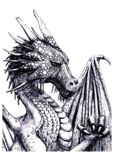 printable dragon eyes free free coloring page coloring adult dragon an impressive
