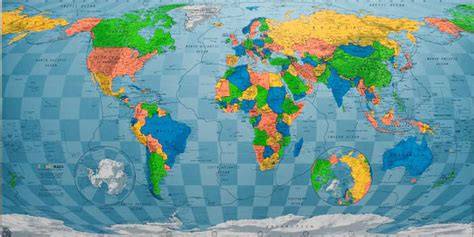 future world map future world map