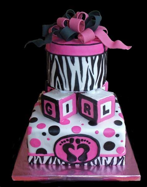 zebra baby shower cakes zebra themed baby shower cake showers and