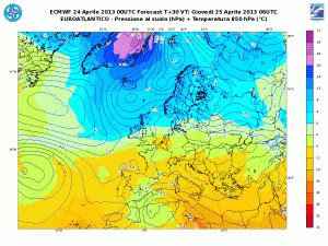meteo aeronautica pavia previsioni meteo aeronautica militare gioved 236 25 aprile